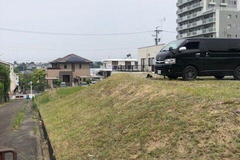 愛知県瀬戸市にて斜面草刈作業の依頼